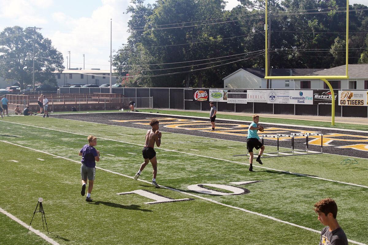 Loreauville High School preparing for football season