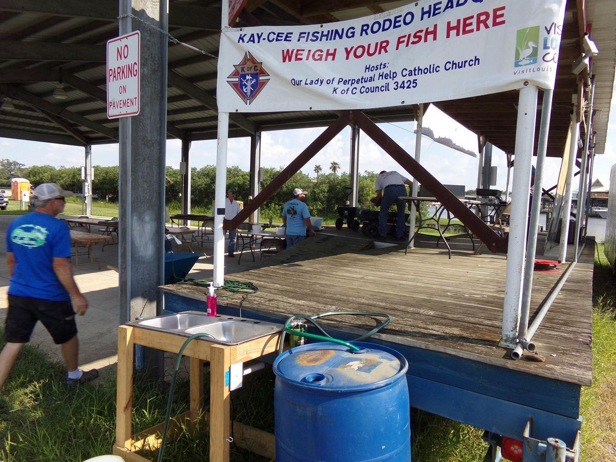 61st annual Kay-Cee Saltwater Fishing Rodeo canceled