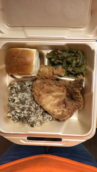 Chick's Plate Lunch