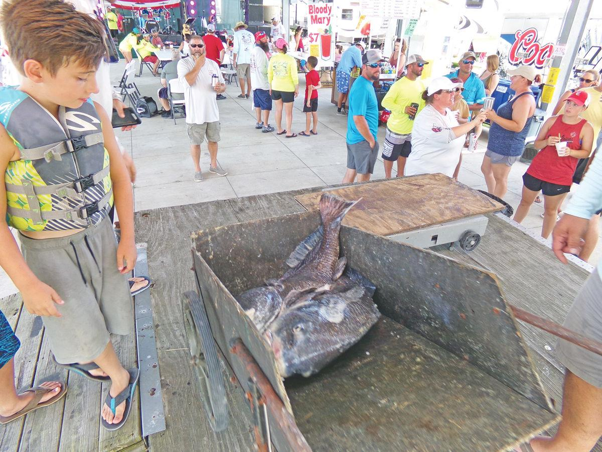 Anglers Jockey For Fish Lead At The Point Outdoors