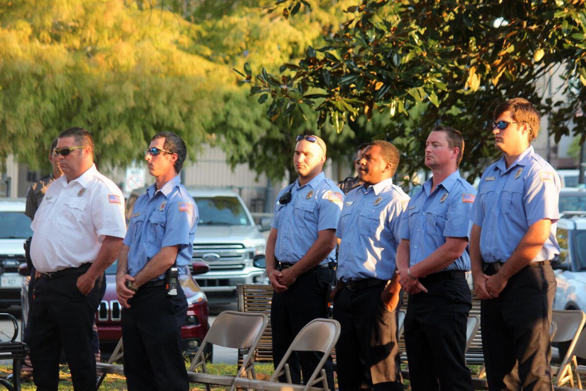 Iberia Veterans Association, first responders mark 20th anniversary of attacks on U.S.