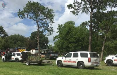 IPSO lieutenant killed in mobile home fire