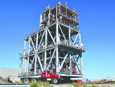 Dynamic Industries ships Appomatox modules for Shell