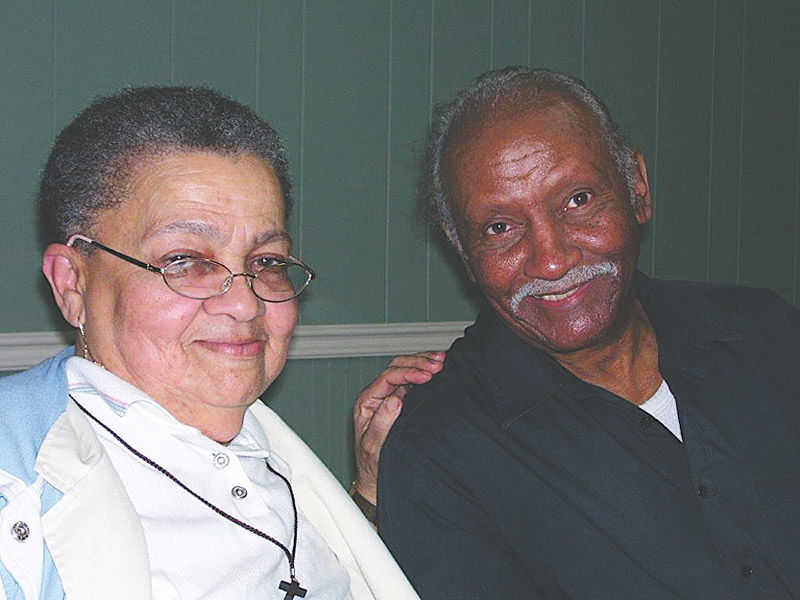 Celebrating 60 Years — Mr. & Mrs. Paul V. Jackson