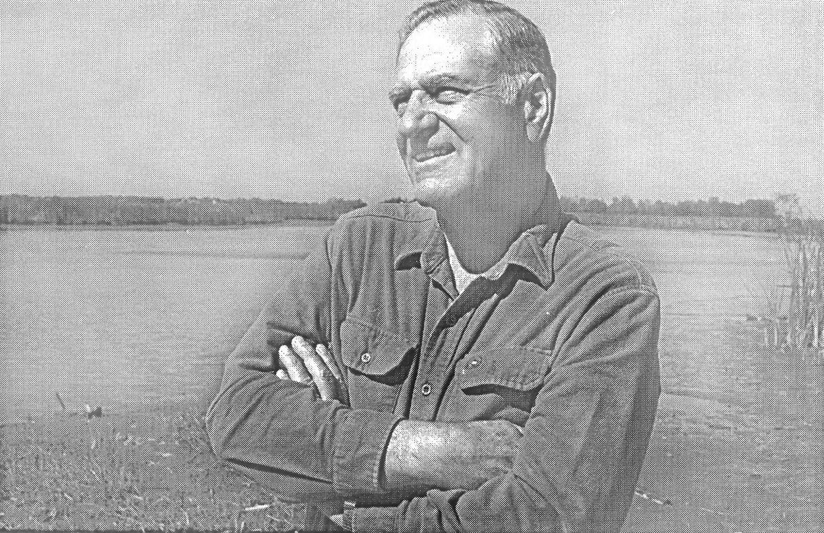 Pavy, conservationist, angler, dies at 88