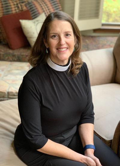 First woman priest in charge at Episcopal Church of the Epiphany