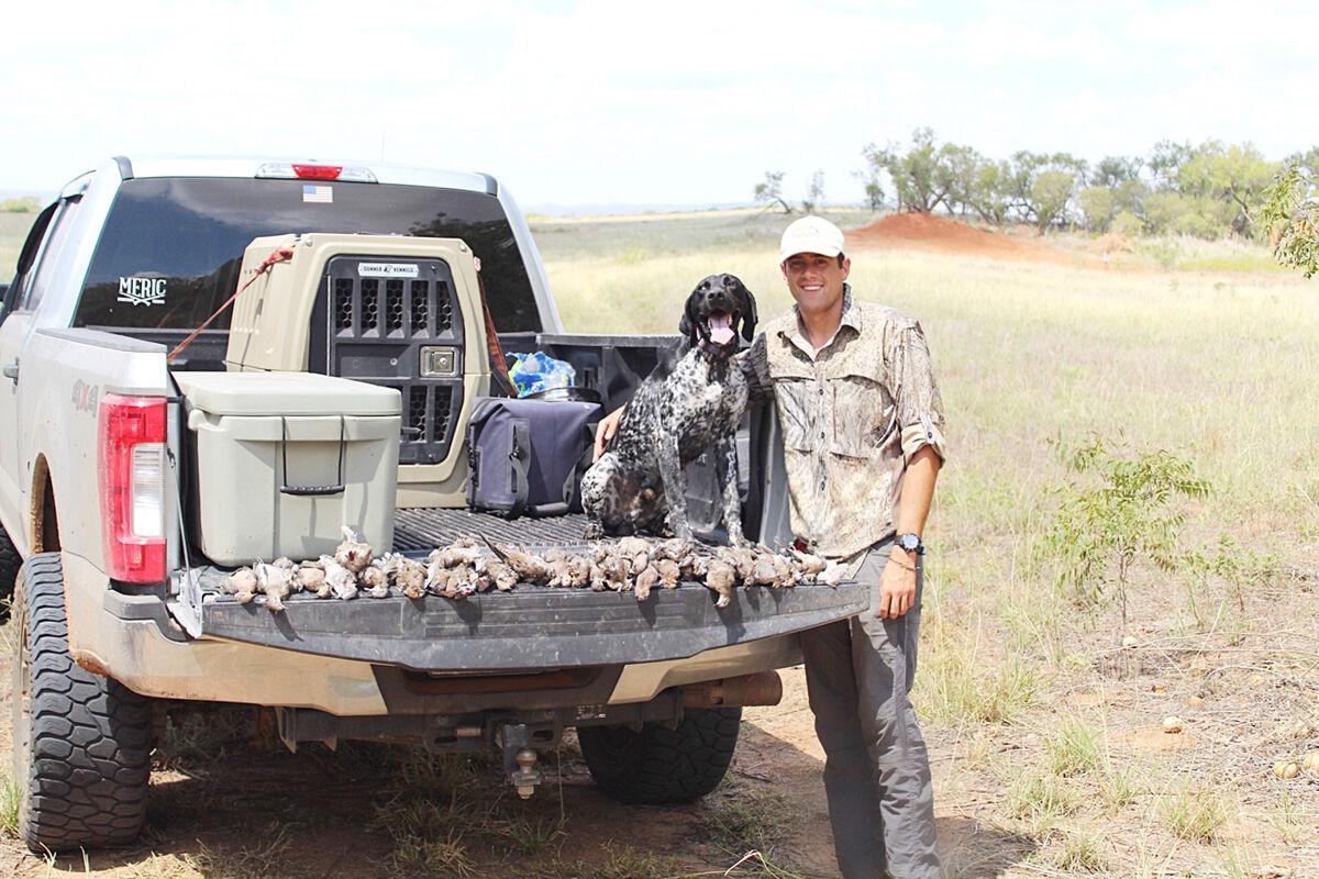 New Iberia dove hunter notches a 'scotch double' opening week Lone Star State