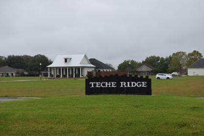 Organizers pleased with progress of Teche Ridge development