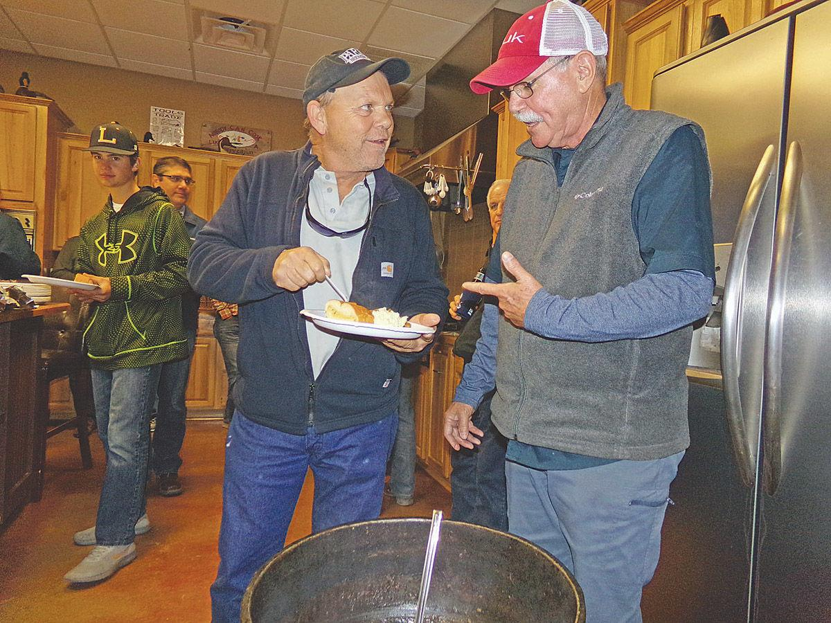Hometown Supporters Turn Out For Sumrall