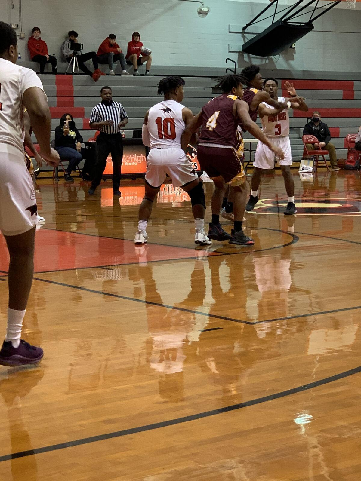 Panthers play better in loss to Franklin