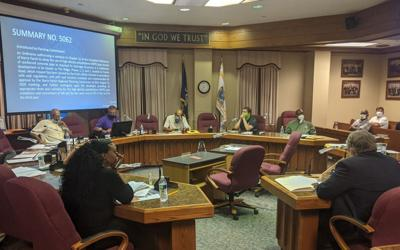 Council refuses exception to code for development