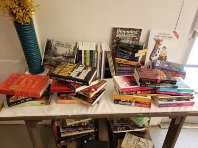 Seven months after opening, Maddie's Books & Treasures still going strong