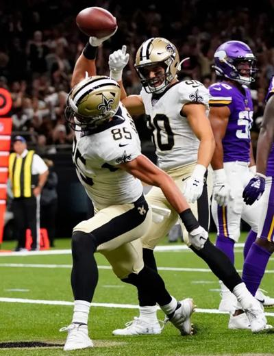 Saints' players battling for roster spots after the first preseason contest