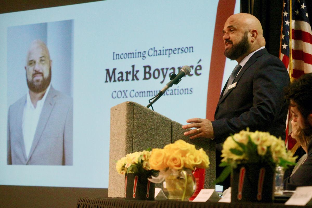 Business, community leaders network at Greater Iberia Chamber of Commerce banquet