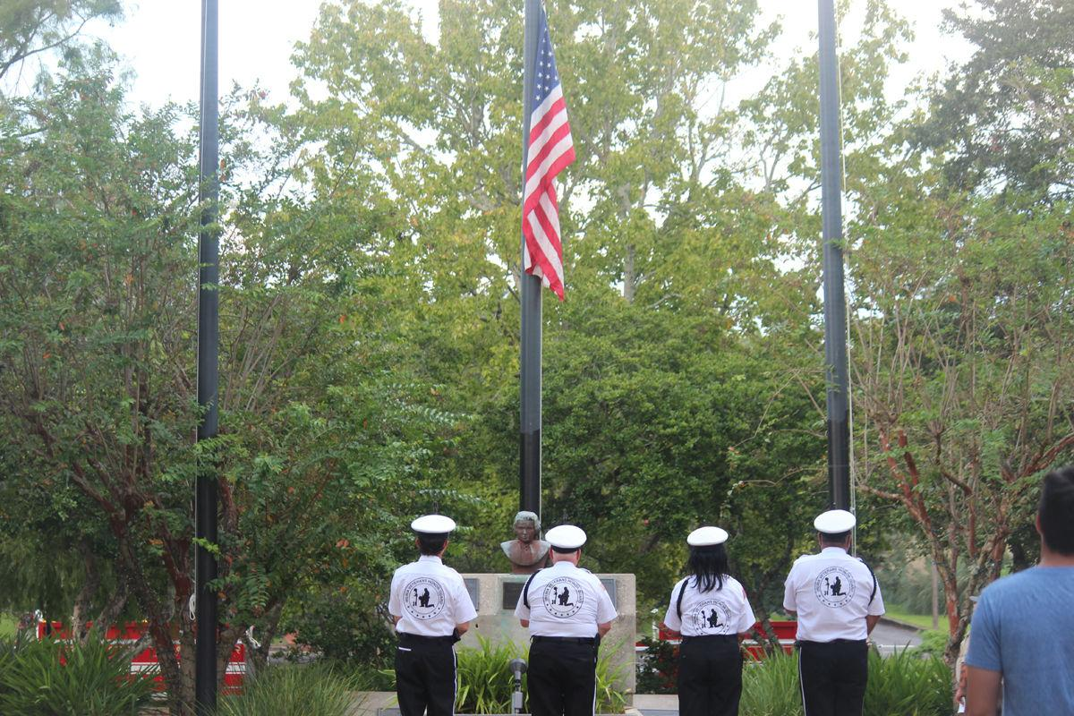 Remembering the victims of 9-11