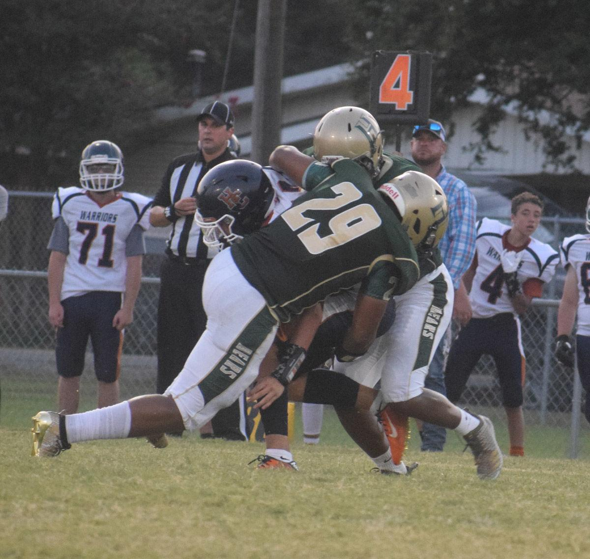 CHS, Franklin, Westgate fall in Friday football action