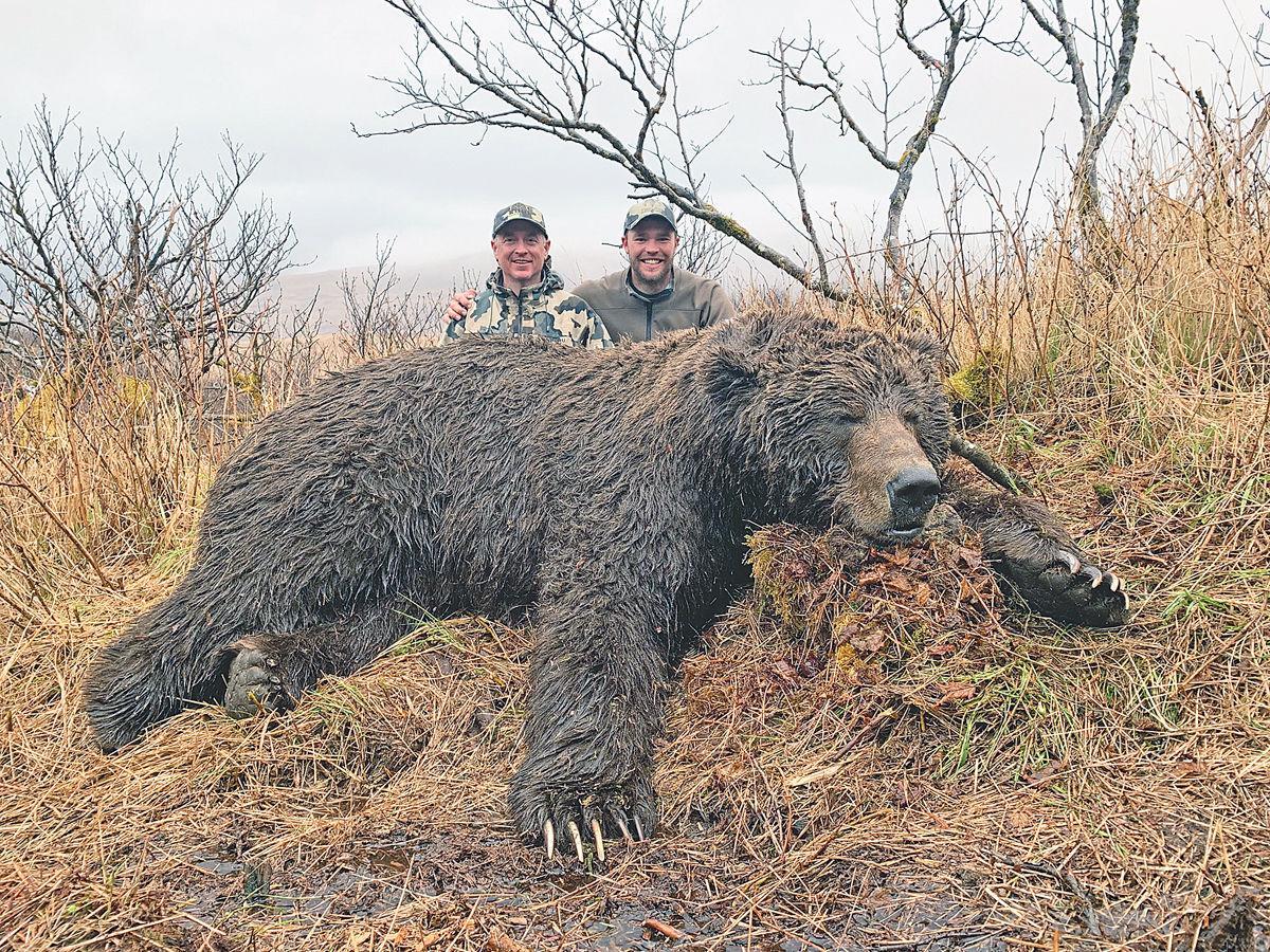 'Really big bear' for Romero