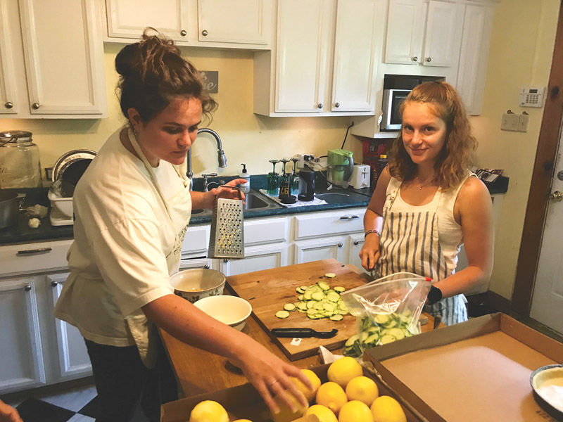French in da Berry Fundraiser blends history & culinary