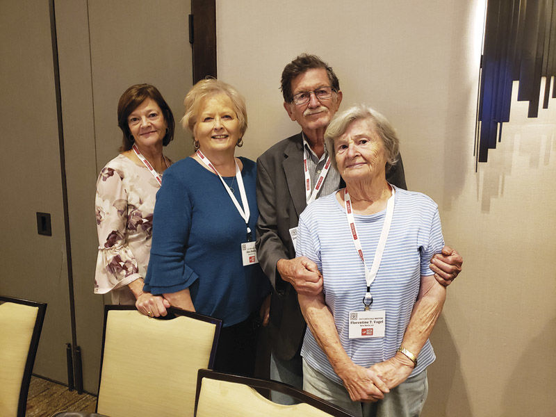 Iberians Attend State Convention