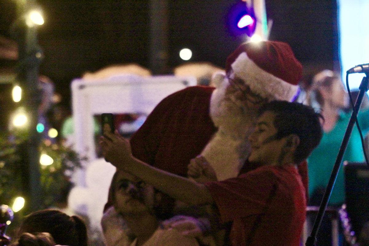 Loreauville celebrates the holiday season
