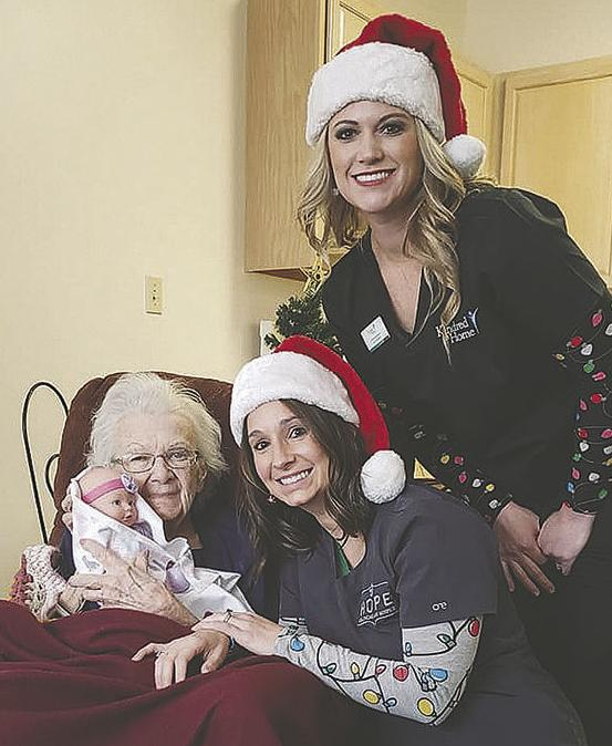 Therapy dolls provided to dozens of local Alzheimer's patients