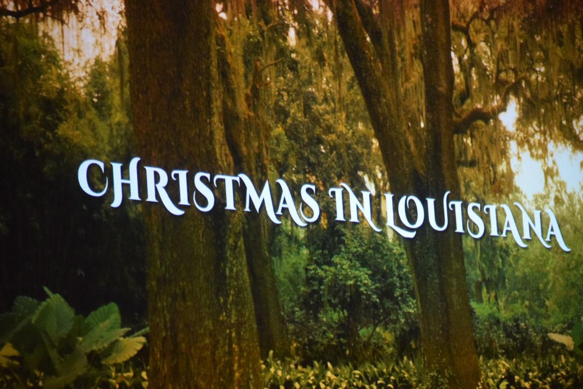 Lifetime's 'Christmas in Louisiana' premieres in N.I.