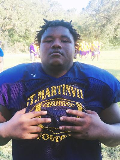 Carencro will put pressure on St. Martinville defensive front