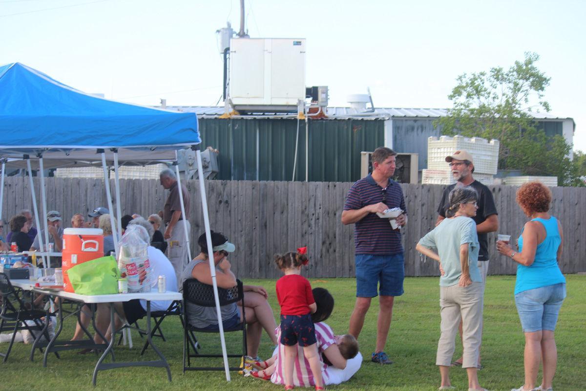 Marina celebration enjoyed by Delcambre residents