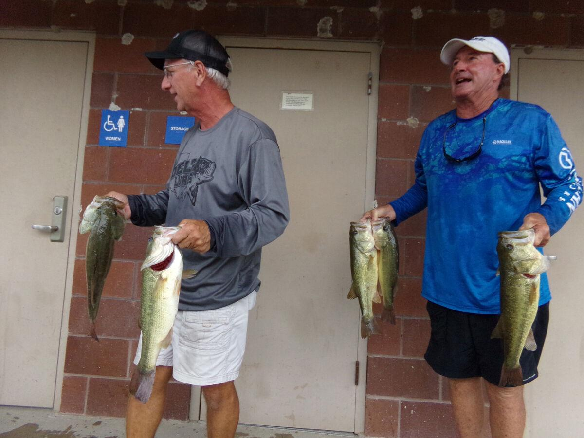 Make a 'note' of this: Big bass lifts Sinitiere, O'Brien to big win