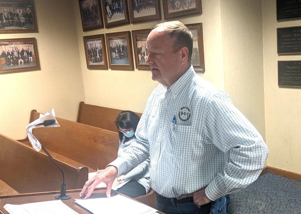 Six of seven department budgets presented to Iberia Parish Council losing money