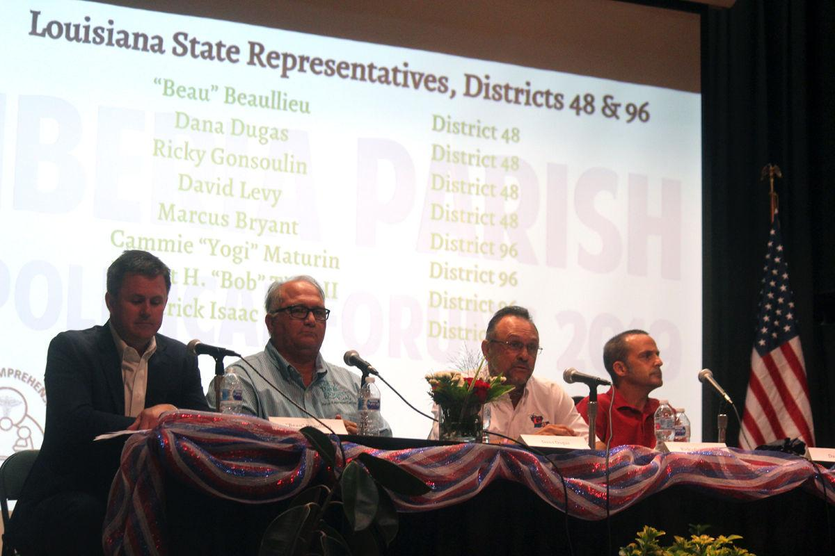 State representative hopefuls address key issues