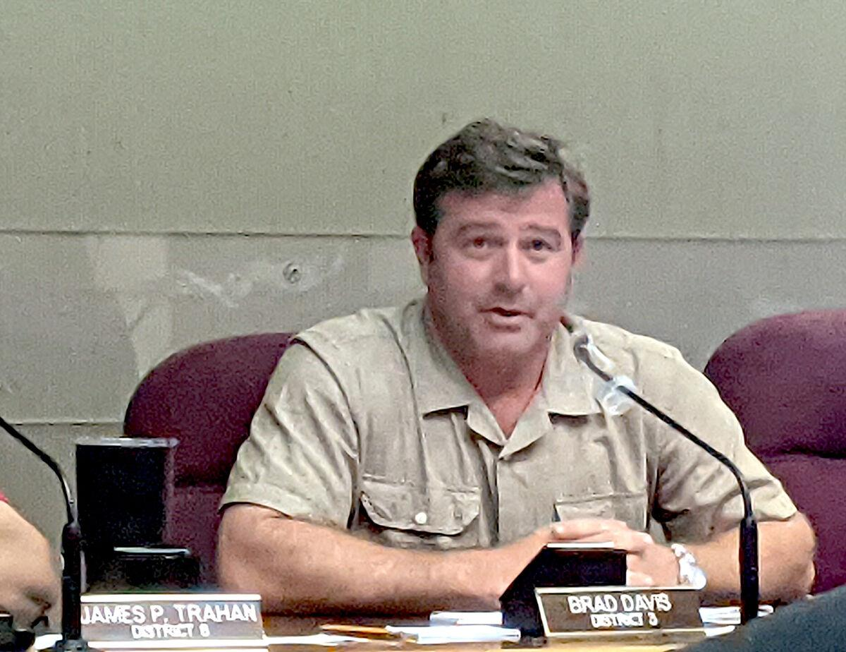 Flood control discussion leads to talk about finances