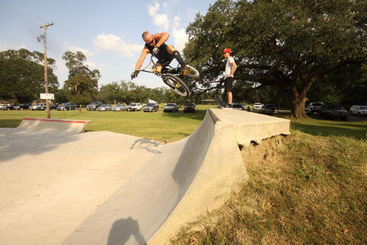 Second phase of St. Martinville Skate Park dedicated