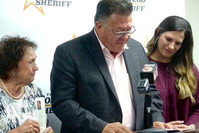 Romero, Meyers set to run off for sheriff