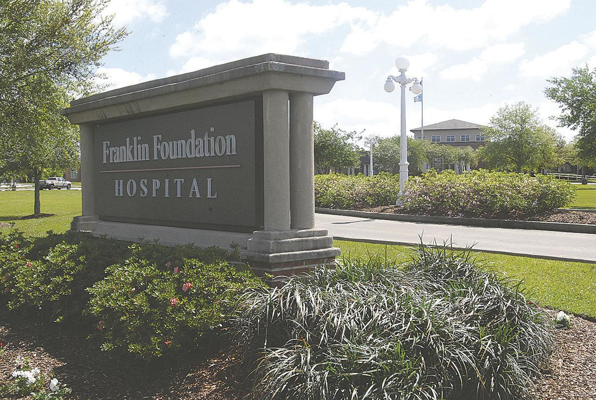 Teche Area is served by not one but two highly-rated, growing hospitals