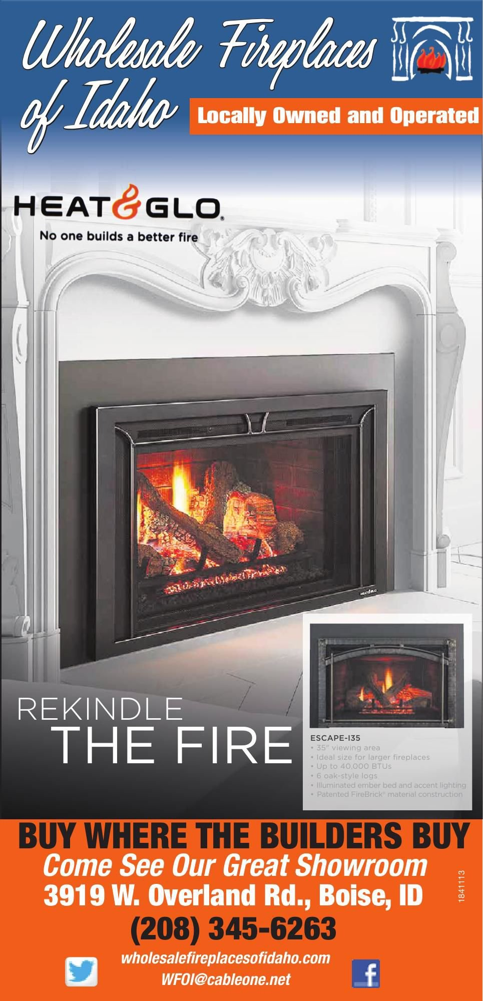 Wholesale Fireplaces