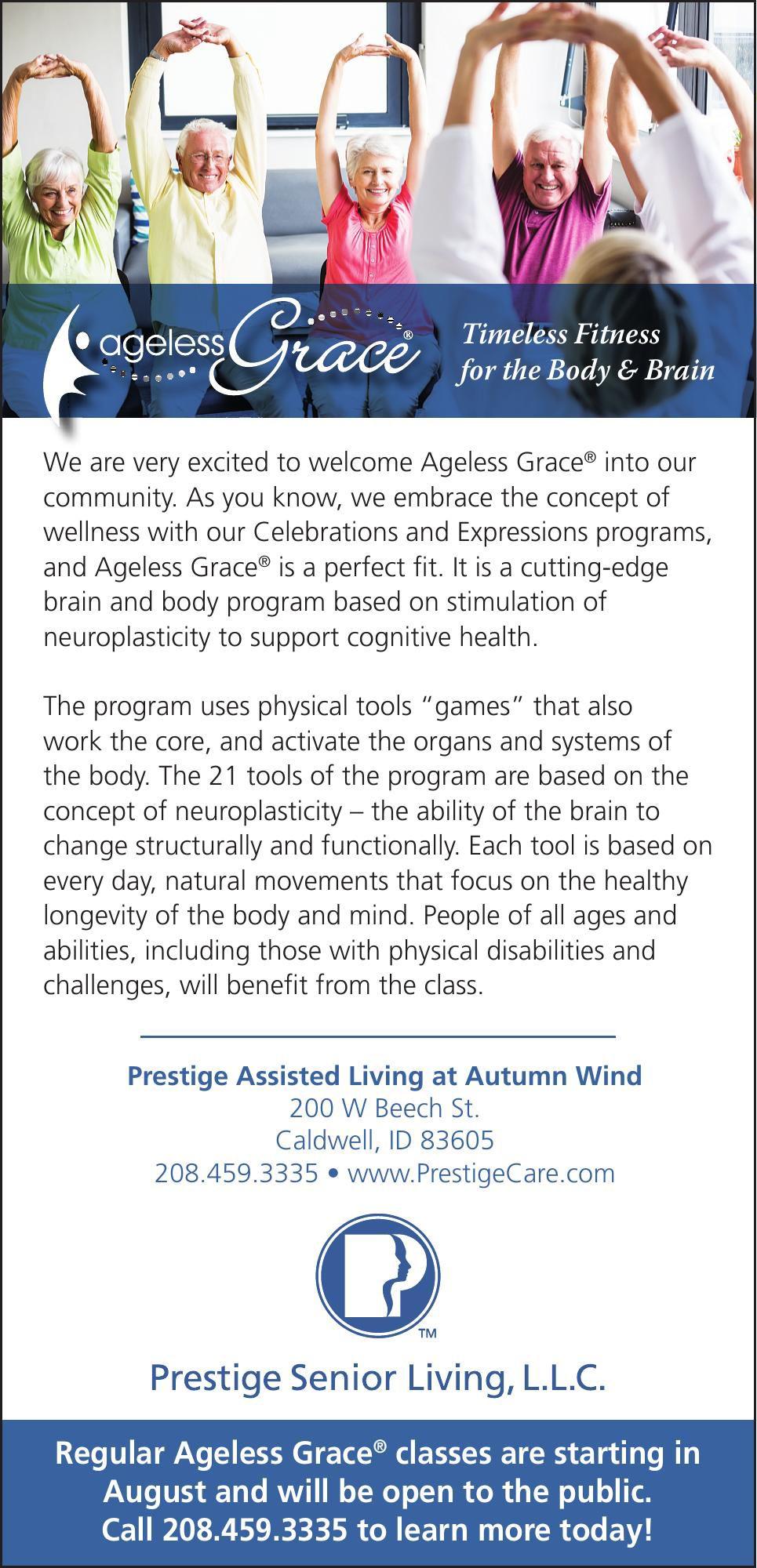 Prestige Autumn Wind