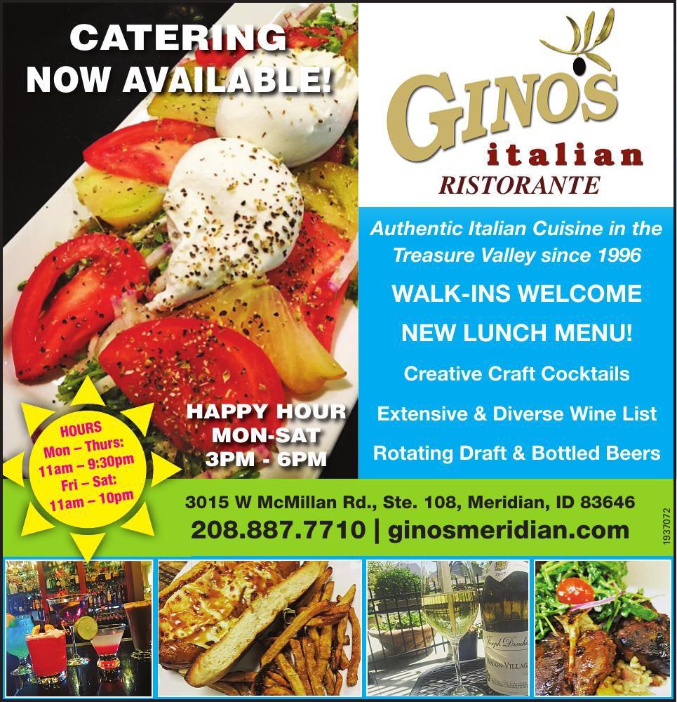 Gino's Italian Ristorante