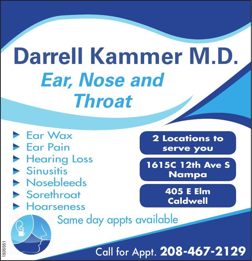 Darrell Kammer M.D.