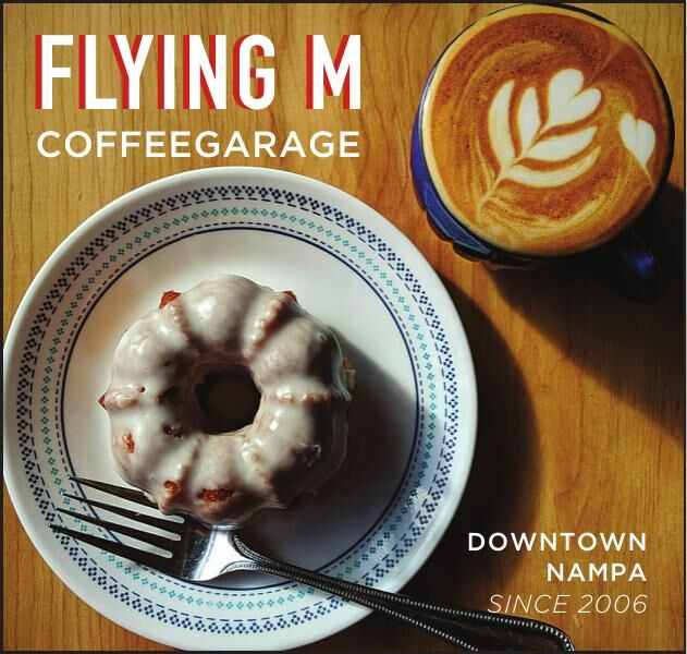 flying m. coffee