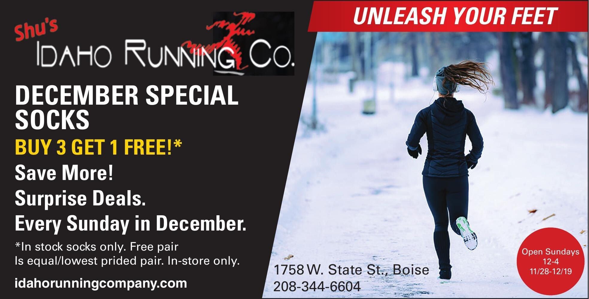 Shu's Idaho Running Co. | Services