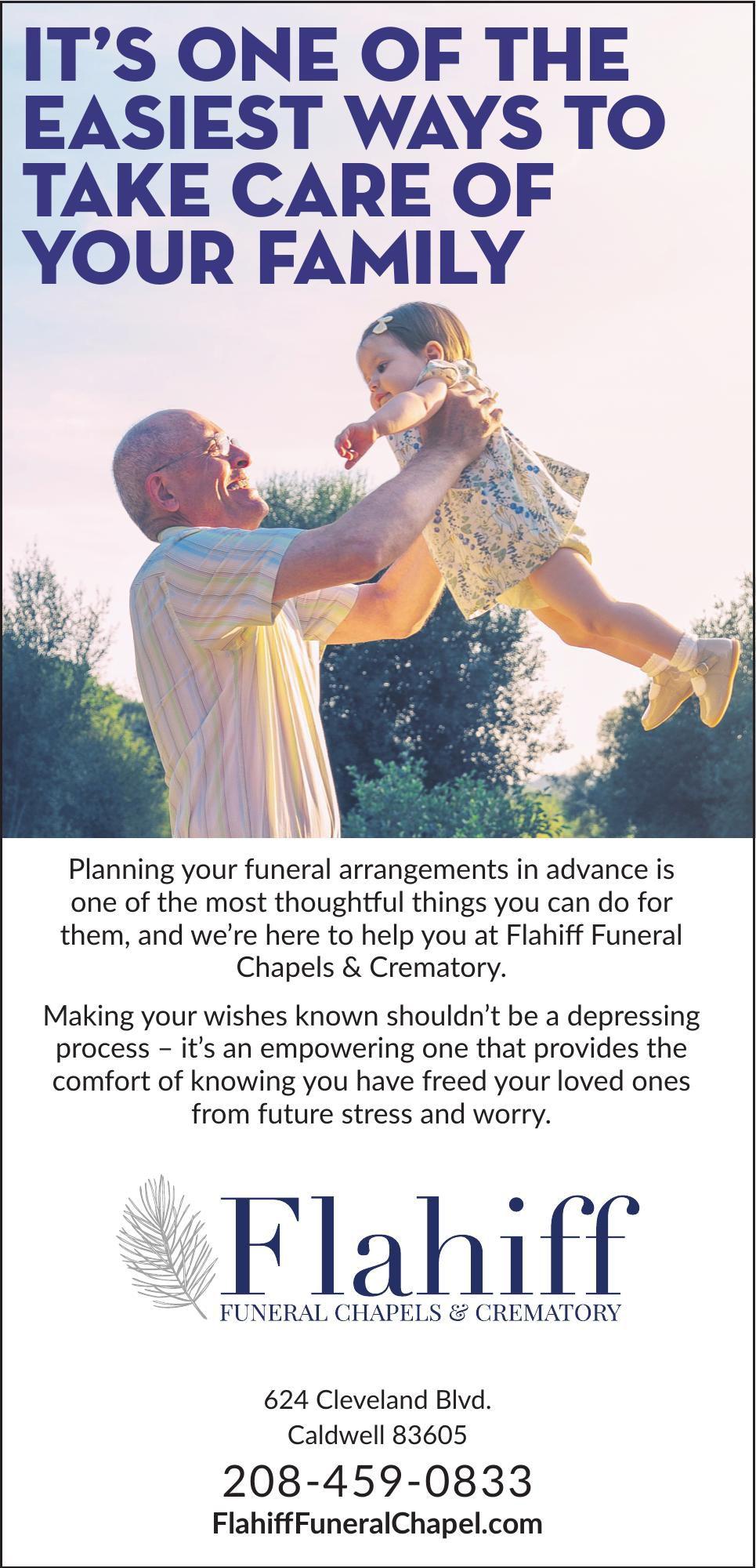 Flahiff Funeral