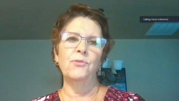 Karen Echeverria screenshot