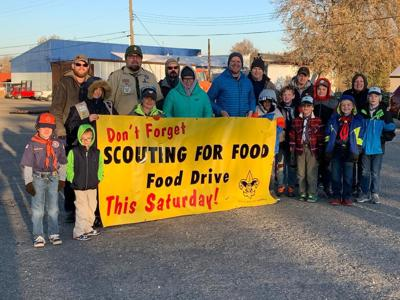 Scouting for Food - Kuna 2019