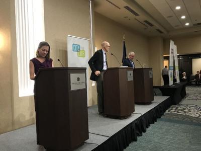 Boise mayoral runoff forum