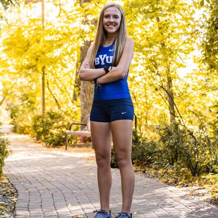 Mountain View's Lexy Halladay makes long-awaited commitment and it's to BYU