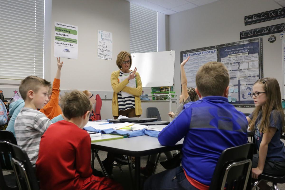 Alturas Academy sees success as eastern Idaho's first International Baccalaureate school