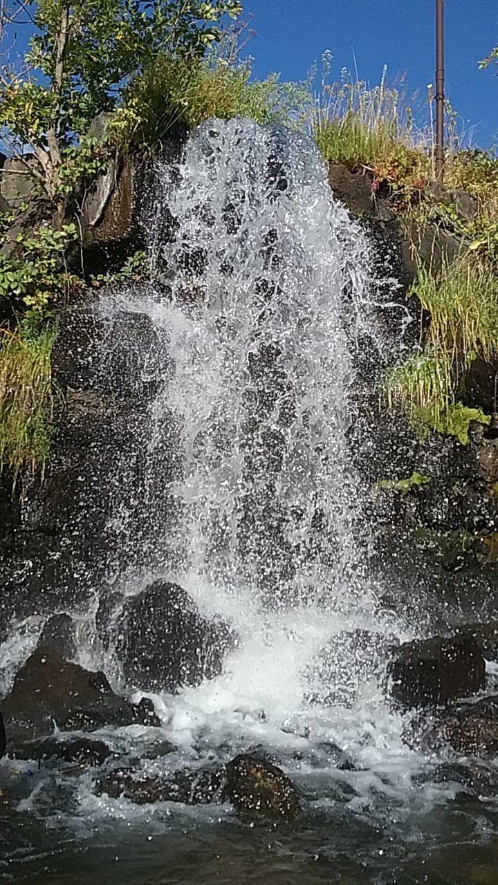 Indian Creek Waterfall