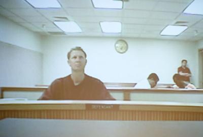 McGee arraigned