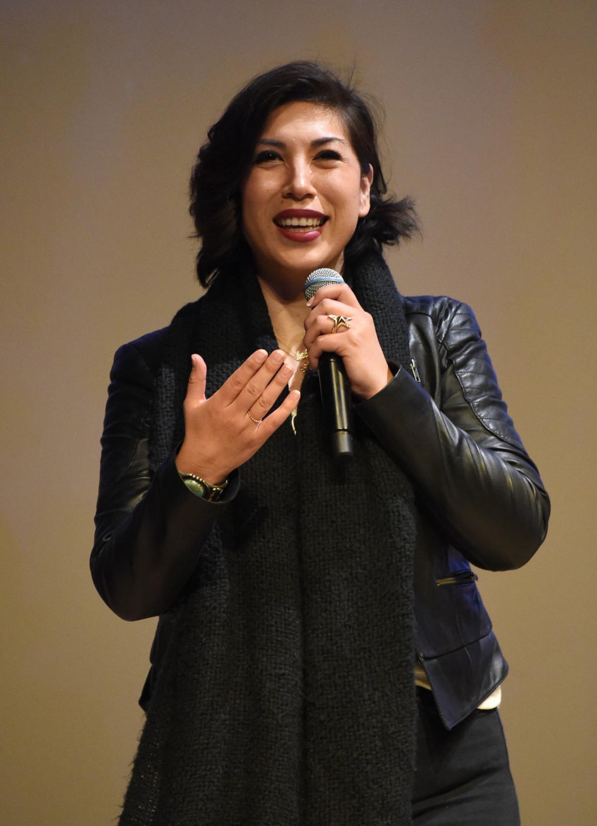 Paulette Jordan qa Sun Valley Film Festival